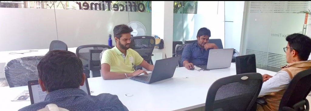 DESKHUB COWORKING SPACE IN BANGALORE