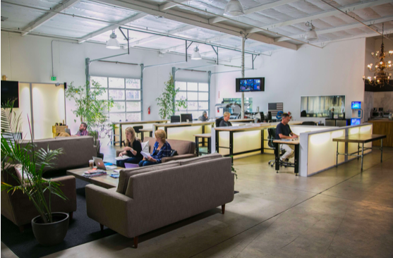 Incubate Ventures Coworking space in San Diego