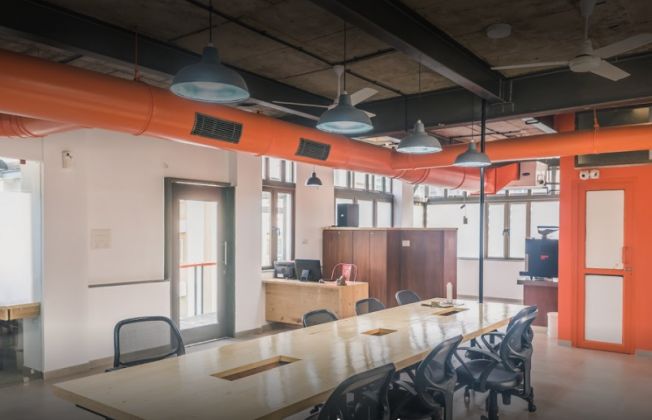 5b-colab coworking space in ahmedabad