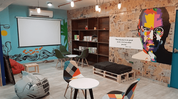 Next57 Coworking Space in Ahmedabad