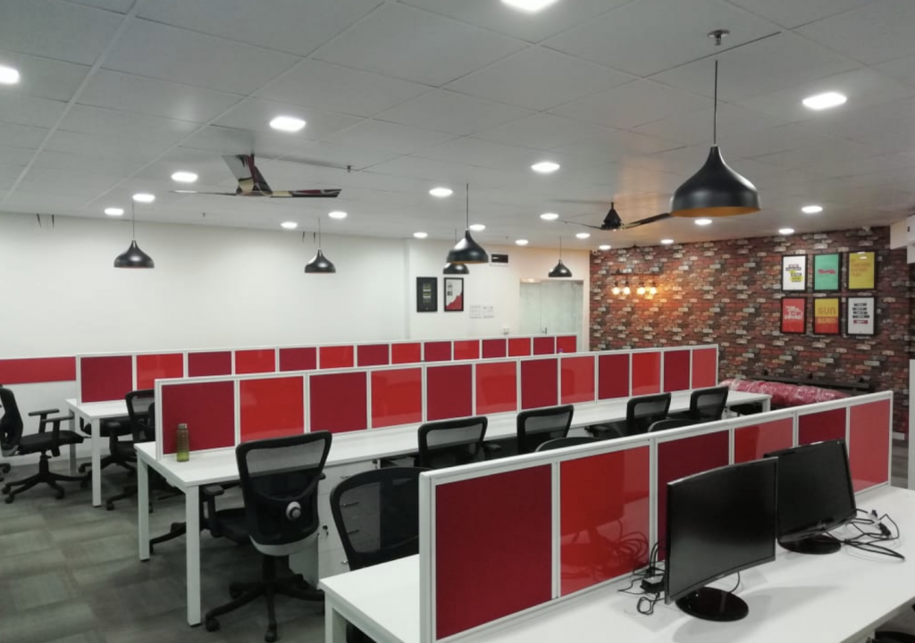 Yooco Red coworking space in Pune
