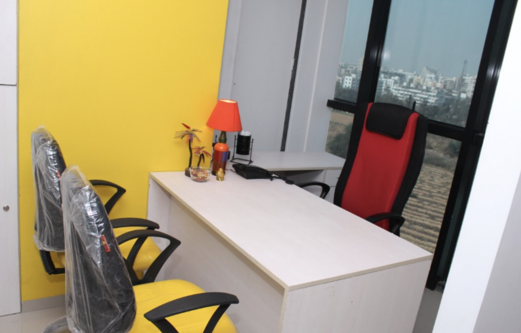 Suave spaces coworking space in Pune
