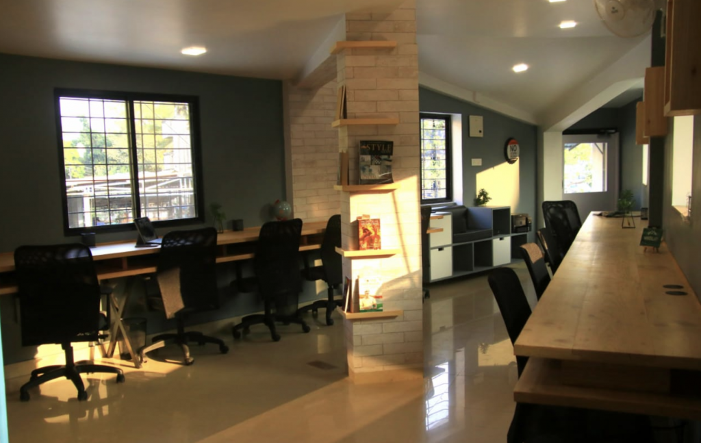 The Third Space Coworking Space in Pune