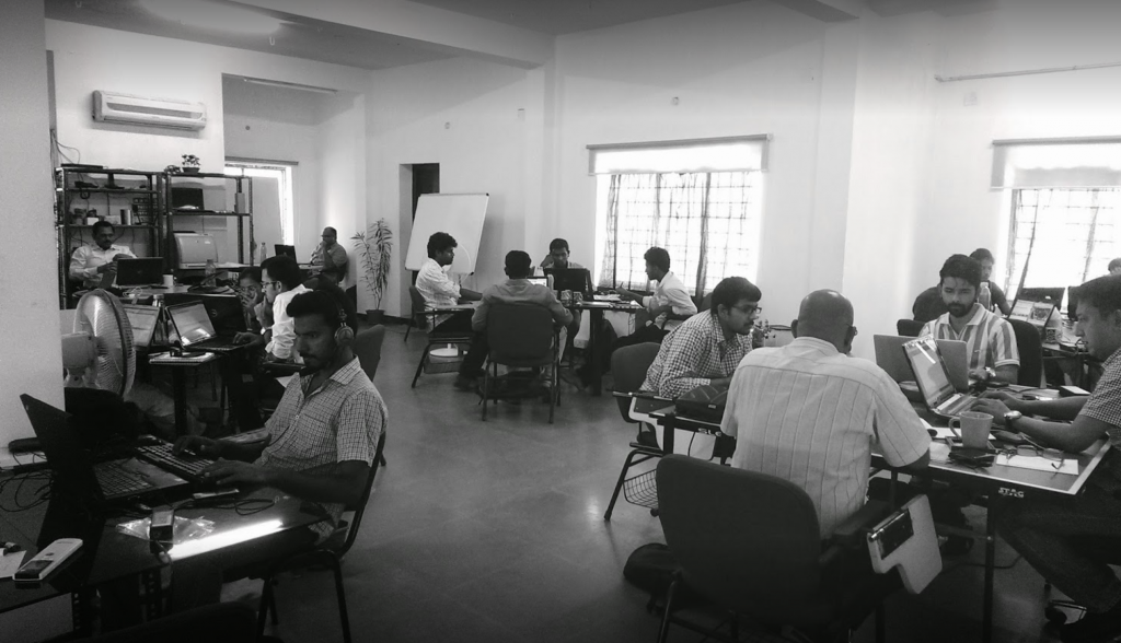 TheWorks Coworking Space Chennai