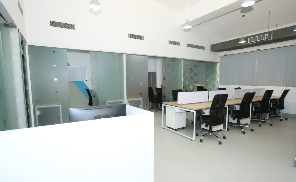 Hashtag Startup coworking space in Chennai