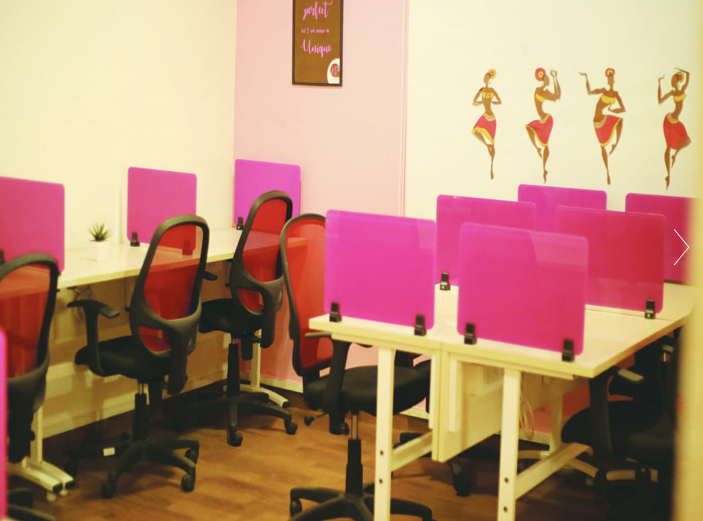 WSquare coworking space chennai