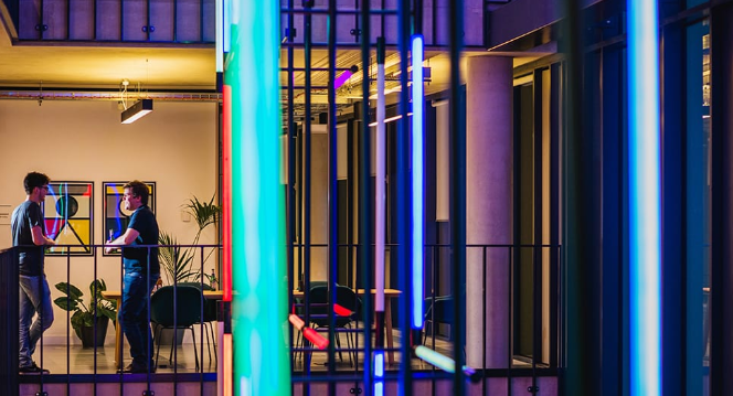 Central Working coworking space in London