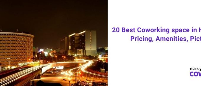 20 Best Coworking space in Hyderabad Pricing, Amenities, Pictures [2020]