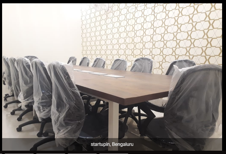 StartUpin Coworking Space in HSR Layout
