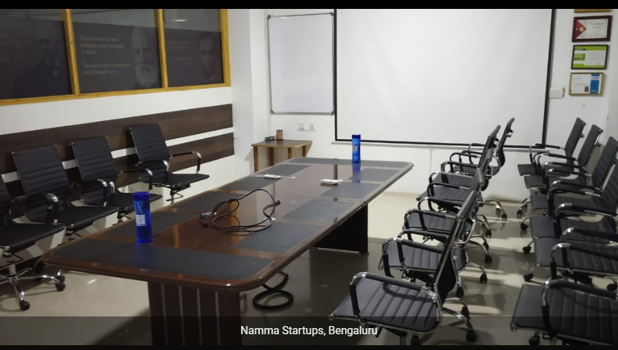 Namma Startups Coworking Space in HSR Layout
