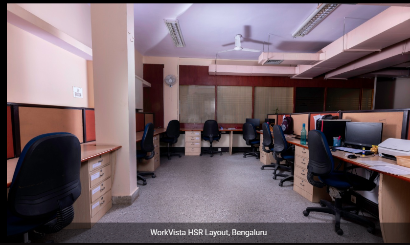 workvista Coworking space in HSR Layout