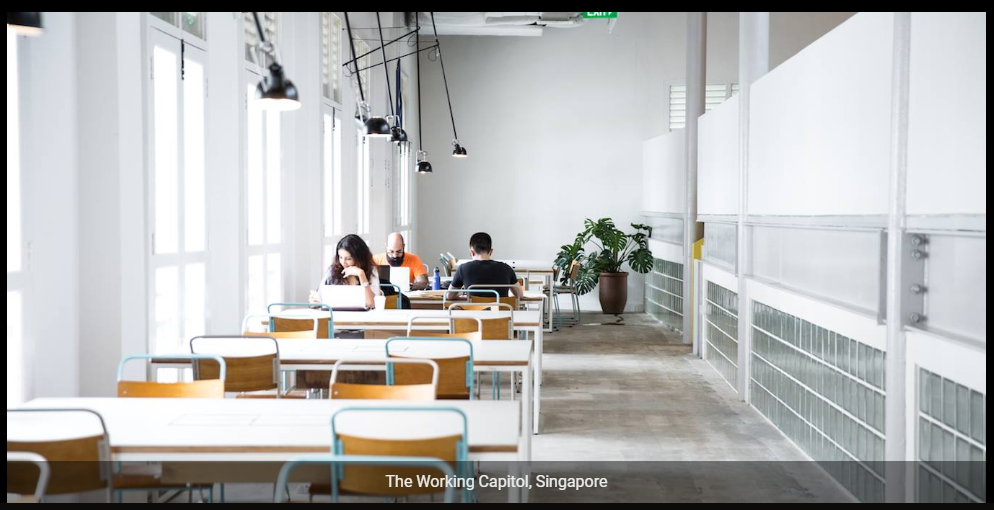 20 Best Coworking Space in Singapore: Price, Perks & Details [2020 List] 5