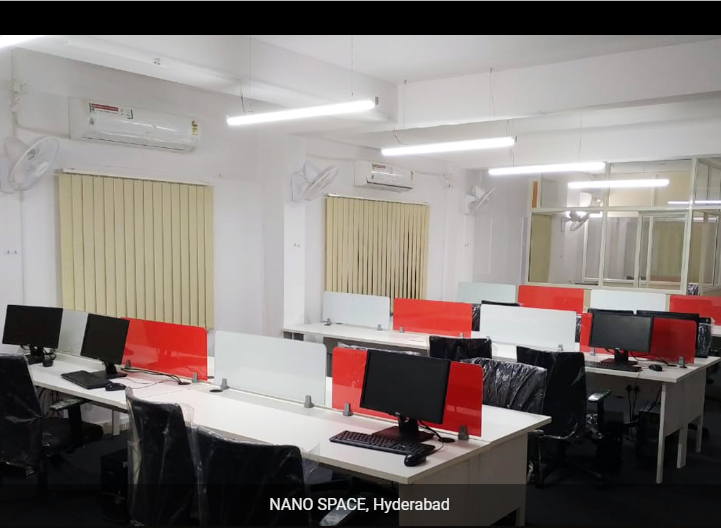 Nano Space Coworking Space in Hyderabad
