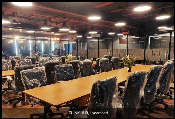 ThinkHub Coworking Space in Hyderabad