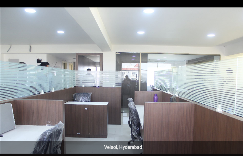 Velsol Coworking Space in Hyderabad