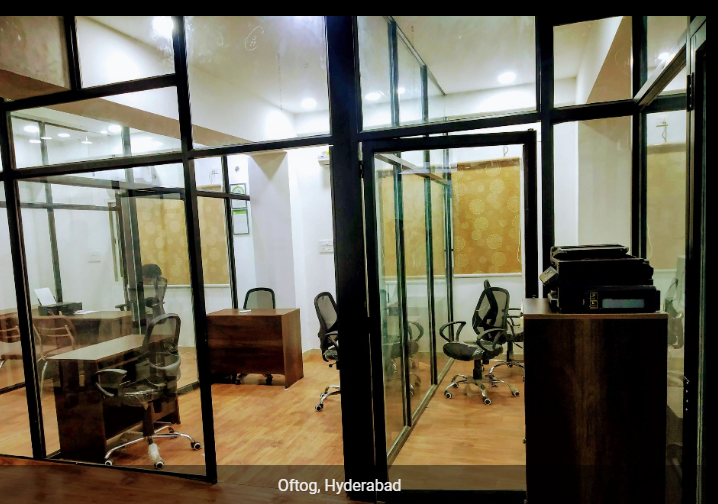 Oftog Coworking Space in Hyderabad