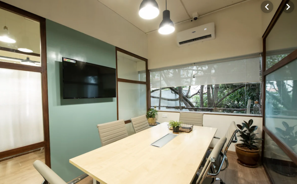 WorkHome coworking space in koramangala
