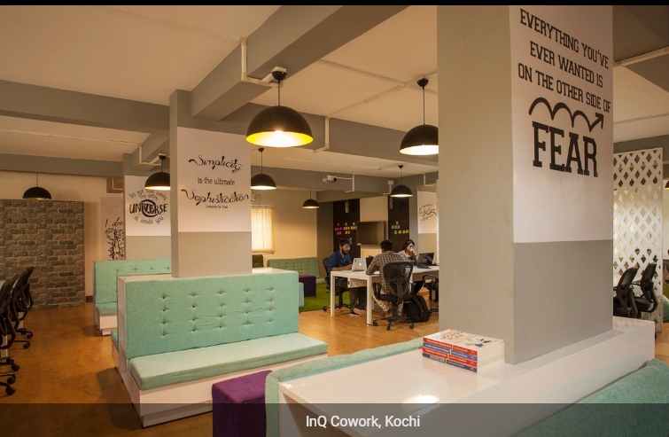 10 Best Coworking Spaces in Kochi, Kerala: Price, Location, Perks & Other Details 2