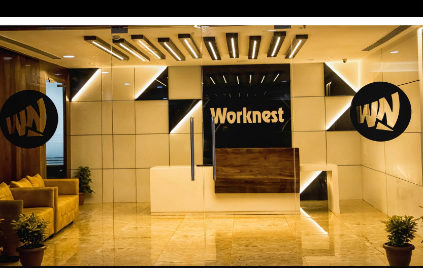 Worknests coworking space in Kolkata