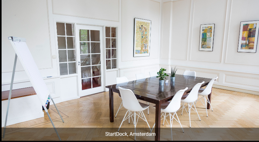 StartDock Coworking Space in Amsterdam