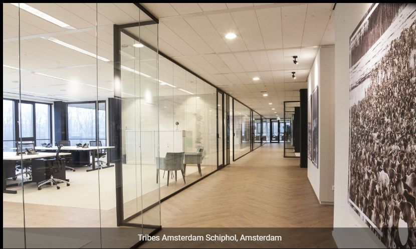 Tribes Amsterdam Schiphol Coworking Space in Amsterdam