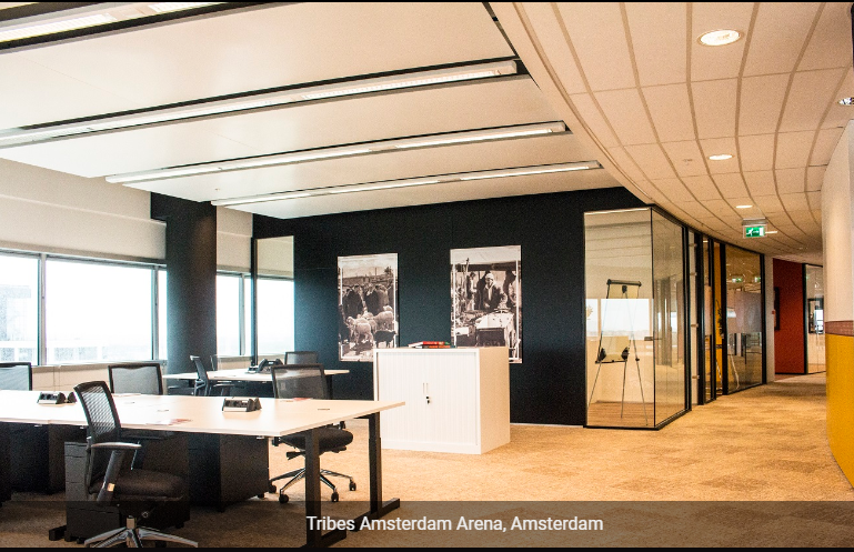 Coworking Space in Amsterdam