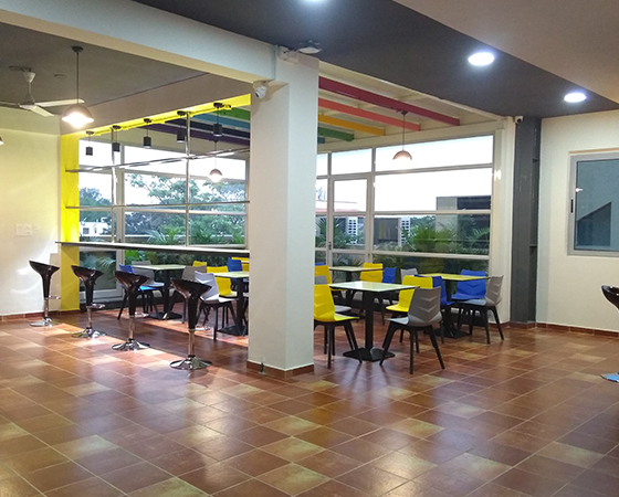Thrive Coworking space in koramangala