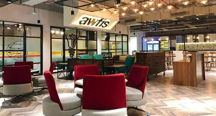 awfis coworking space in Delhi NCR