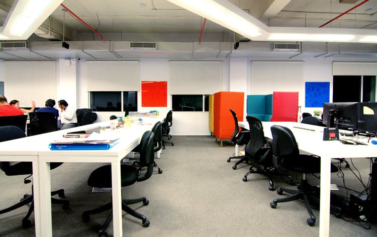 Investopad coworking space in Delhi NCR