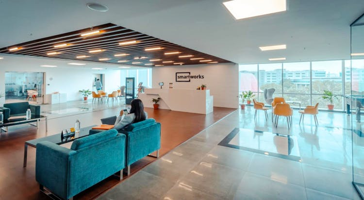 Smartworks coworking space in Delhi NCR