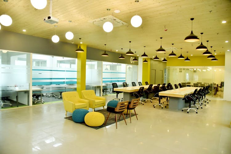 springhouse coworking space in Delhi NCR