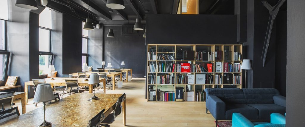 Workstation Coworking Spaces in Russia