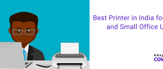 Best Printer in India for Home and Small Office Use