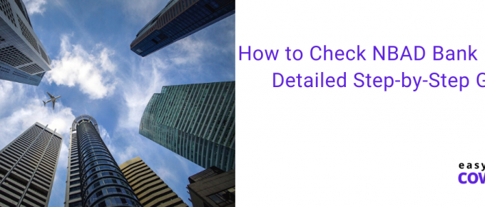 How to Check NBAD Bank Balance Detailed Step-by-Step Guide