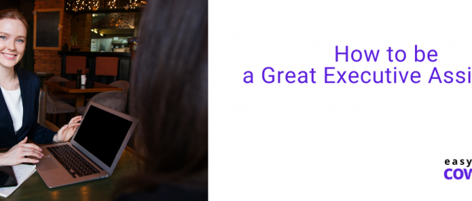 How to be a great executive assistant
