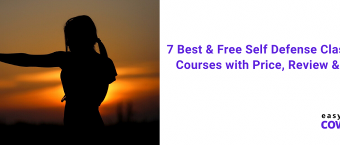 7 Best & Free Self Defense Classes and Courses with Price, Review & Rating[ 2020]