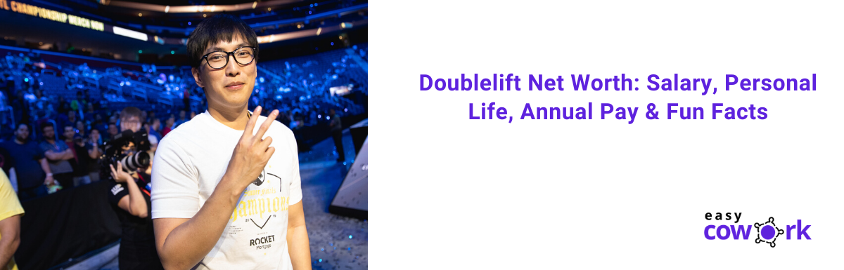 Doublelift Net Worth Salary, Personal Life, Annual Pay & Fun Facts