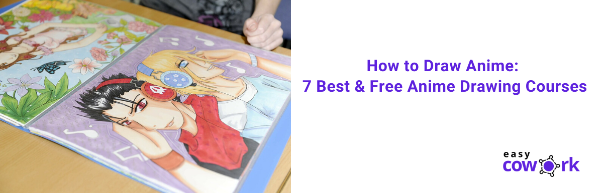 How To Draw Anime 7 Best Free Anime Drawing Courses 2020 List Easycowork