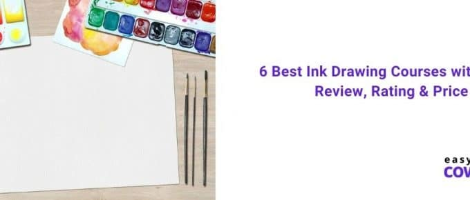 6 Best Ink Drawing Courses with USPs, Review, Rating & Price