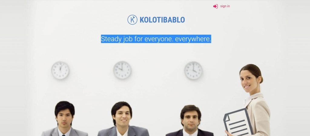 Kolotibablo Captcha Website