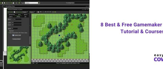 8 Best Free Gamemaker Studio 2 Tutorial Courses