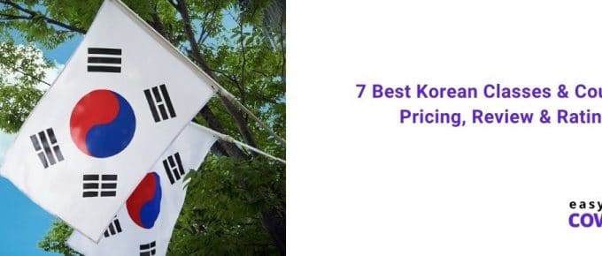 7 Best Korean Classes & Courses Pricing, Review & Rating