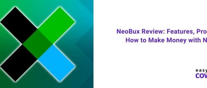 NeoBux Review Features, Pros, Cons & How to Make Money with NeoBux