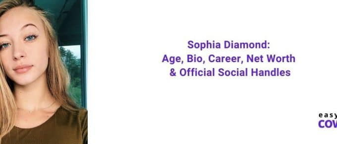 Sophia Diamond age net worth social handles
