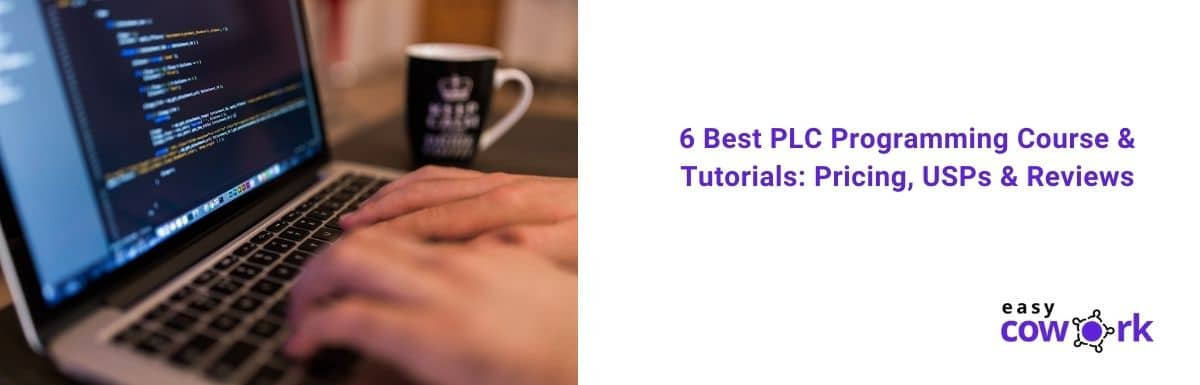 6 Best PLC Programming Course & Tutorials Pricing, USPs & Reviews [2020]