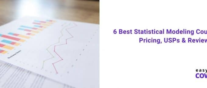6 Best Statistical Modeling Courses with Pricing, USPs & Review [2020]
