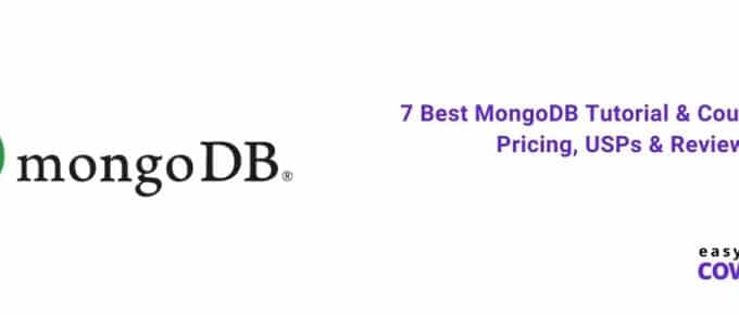 7 Best MongoDB Tutorial & Courses with Pricing, USPs & Review [2020]