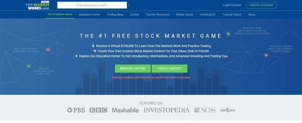 Howthemarketworks website