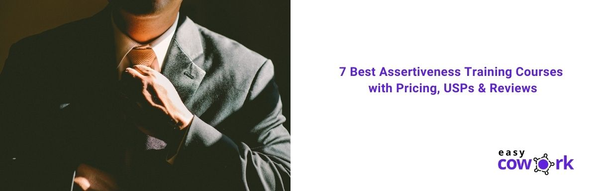 7 Best Assertiveness Training Courses with Pricing, USPs & Reviews [2021]
