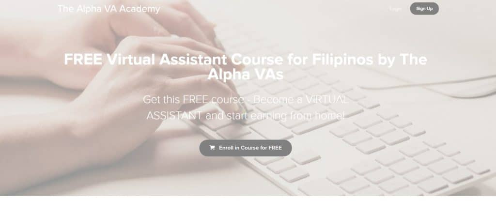 Free Virtual Assistant Training Course